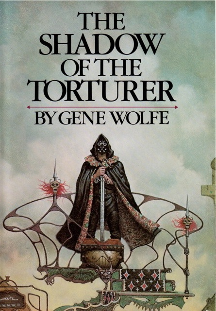 The Shadow of the Torturer Cover by Don Maitz